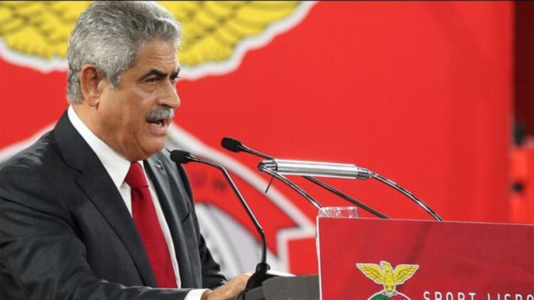 Benfica'da başkan Vieira'ya üyelerden şok
