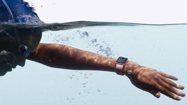 Apple Watch ile yüzmek