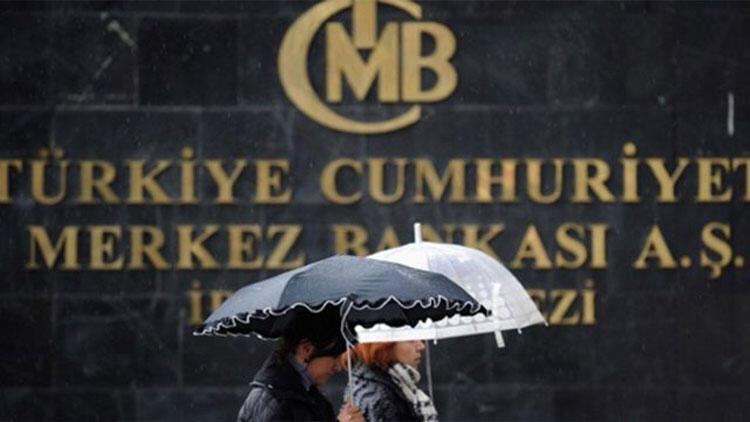 Merkez Bankası'nın brüt rezervi 80.8 milyar dolar