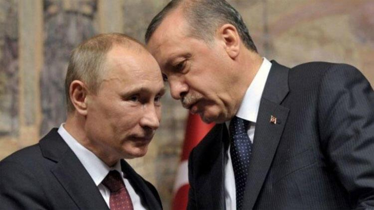 Son dakika… Erdoğan ile Putin arasında kritik görüşme
