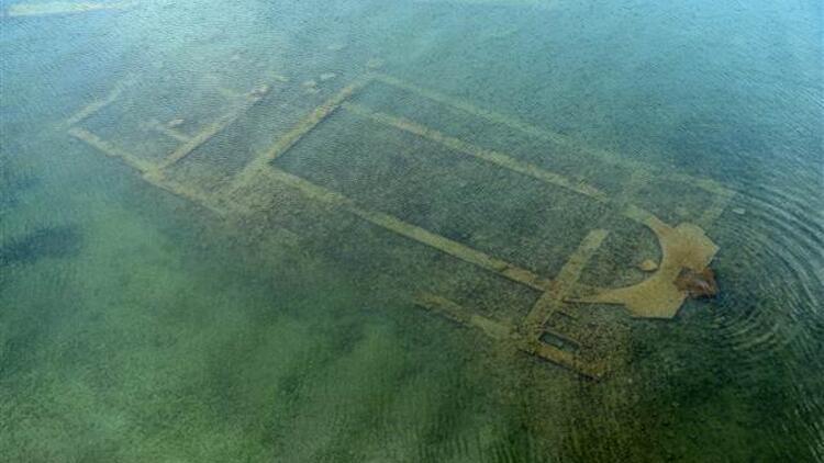 İznik'teki bazilika su altı arkeoloji müzesi olacak