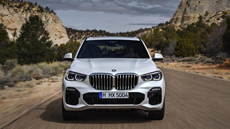 BMW, Kasım'da yeni X5'i tanıtacak