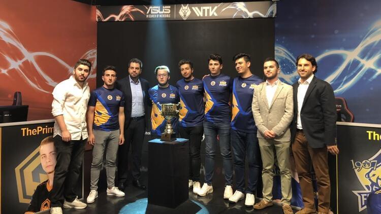 Mavi Sezon Şampiyonu 1907 Fenerbahçe oldu!