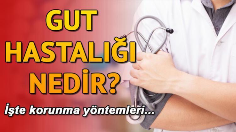 Gut hastalığı nedir? Gut hastalığı neden olur?
