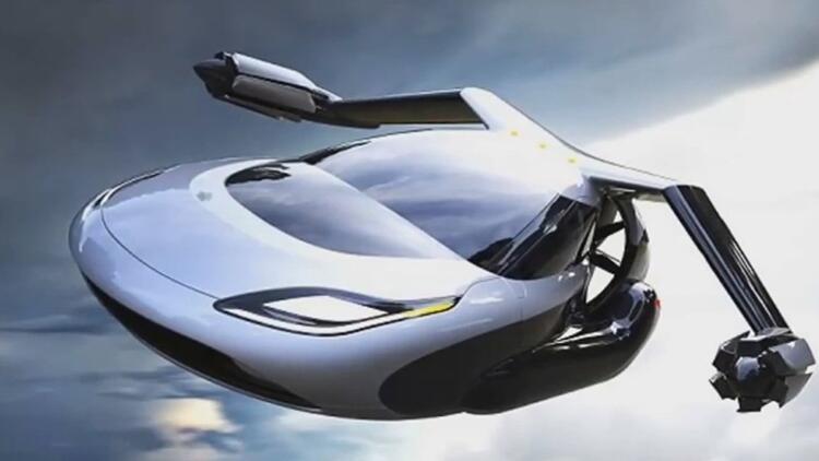 Japonya 2020 yılında uçan araba üretecek