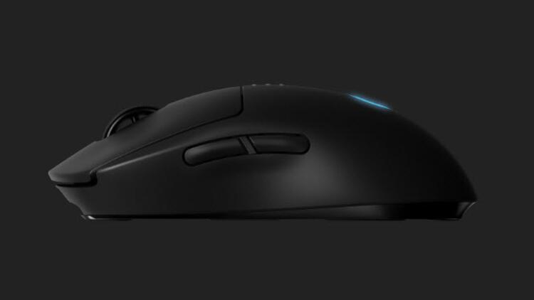 Logitech'ten yepyeni bir oyun faresi daha: PRO Wireless Gaming Mouse