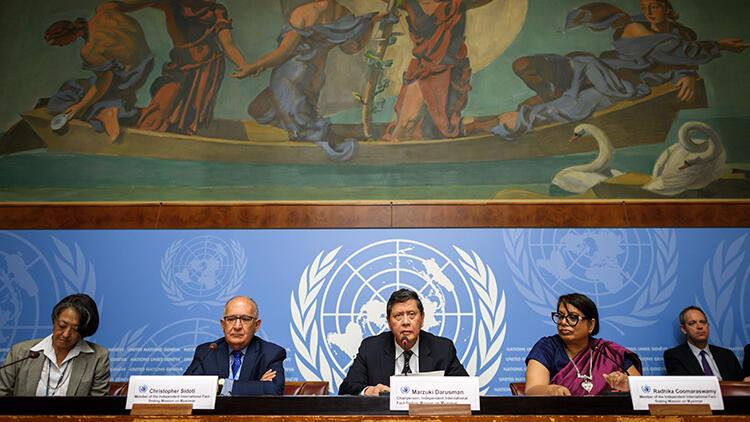 BM'den soykırım açıklaması
