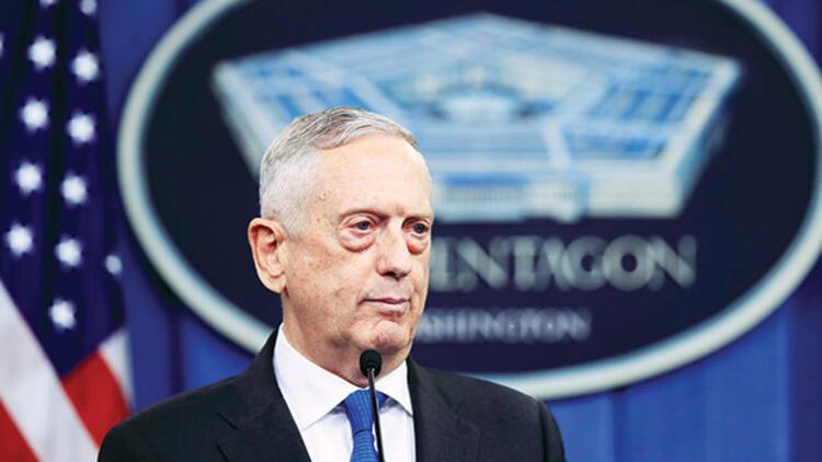 Mattis: S-400'leri getirmesini  Türkiye'ye tavsiye etmiyoruz