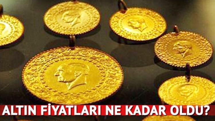 Altın fiyatları bugün ne kadar? 1 Eylül Çeyrek altın ve gram altın fiyatları