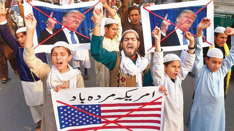ABD Pakistana askeri yardımı iptal etti