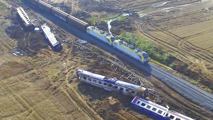 İMO'nun Çorlu tren kazası raporu: Suçlu yağmur değildir