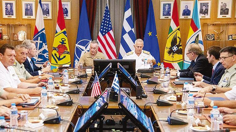 'ABD savunma alanında Yunanistan'a yakınlaşıyor'