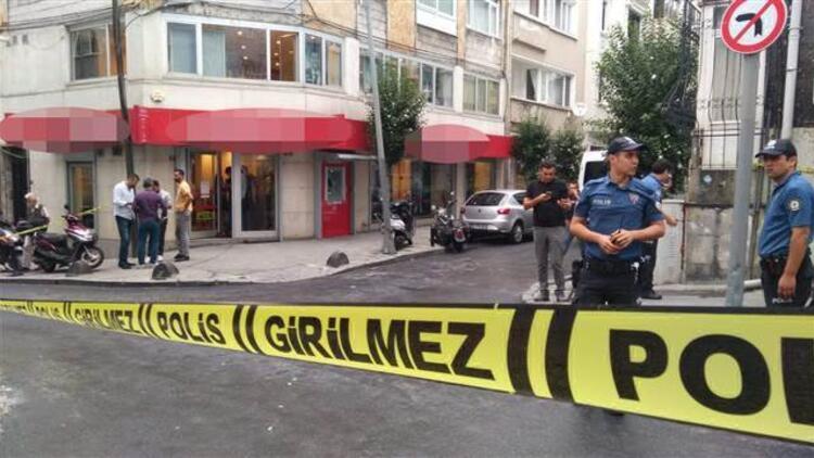 Son dakika... İstanbul'da banka soygunu...
