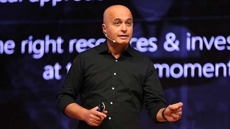 Microsoft Orta Doğu ve Afrika bölge yöneticileri İstanbul'da buluştu