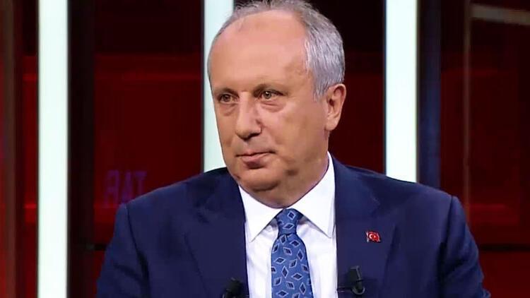 İnce'den Kılıçdaroğlu'na rakip olmadım açıklaması - Son Dakika ...