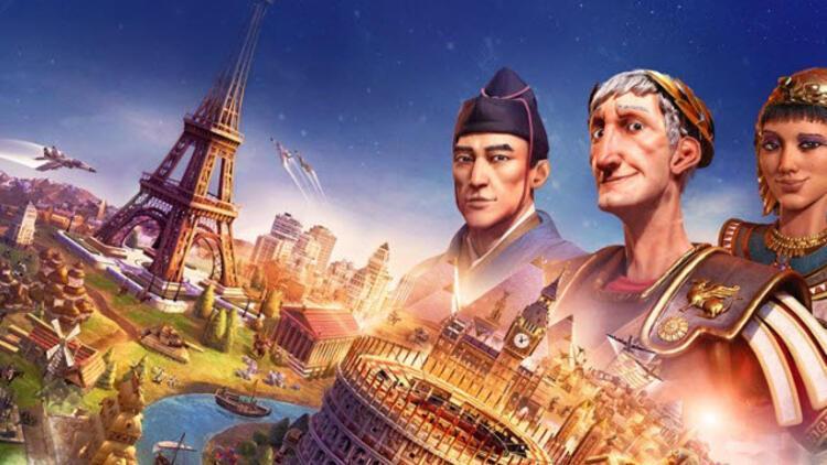 Civilization VI, Nintendo Switch'e geliyor!