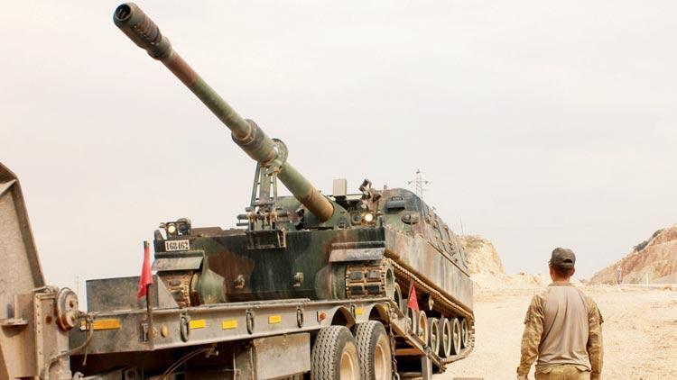 İdlib'in güneyine takviyeli TSK kalkanı
