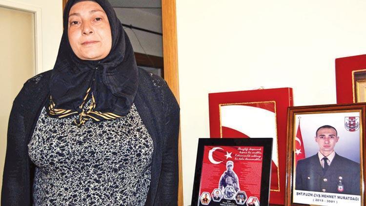 Teröristler oğlumun evlilik yıldönümünde yakalandı