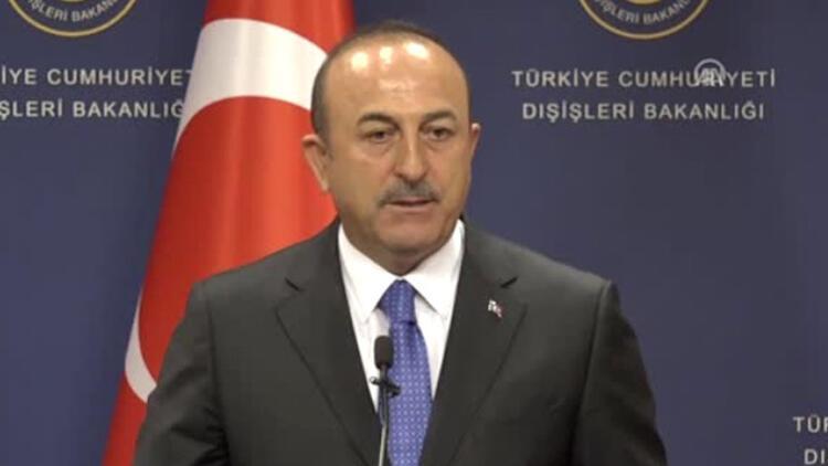 Çavuşoğlu, Katarlı mevkidaşı ile görüştü