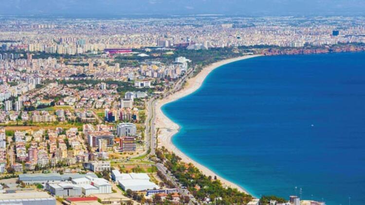 Antalya'ya 2020'de, 'Turizm Fuarı' gelecek