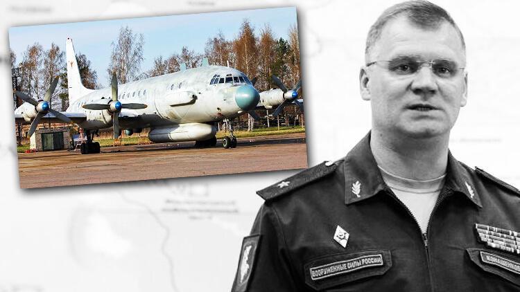 Rusya: İl-20 uçağının vurulma nedeni arıza değil