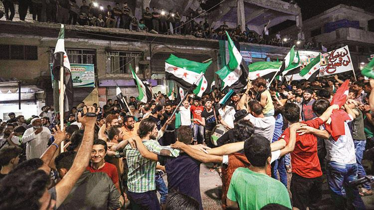 ÖSO Sözcüsü İbrahim El İdlibi: Gerekirse cihatçılarla savaşırız