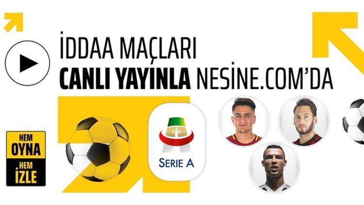 Cengiz, Hakan, Ronaldo... İtalya Serie A maçları CANLI!