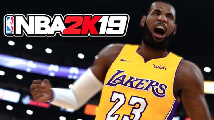 Oyun piyasasında 2018'in liderleri ve NBA 2k19'a yakından bakış