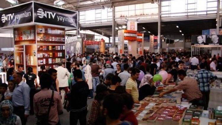 Diyarbakır 4 yıl sonra kitap fuarına kavuştu