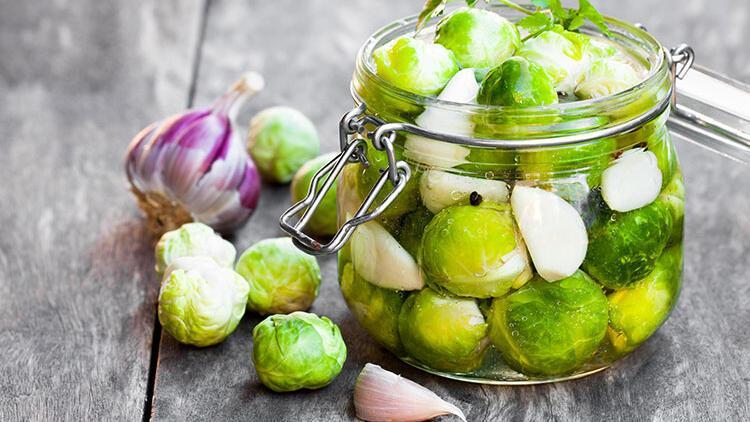 Brüksel lahanası turşusu tarifi