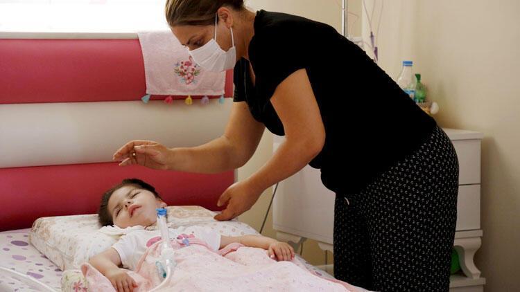 SMA hastası Arife'nin annesi: Umudumuzu öldürmesinler
