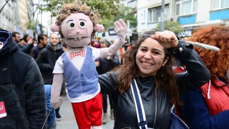 Kadıköy'de 'tiyatro şenliği'