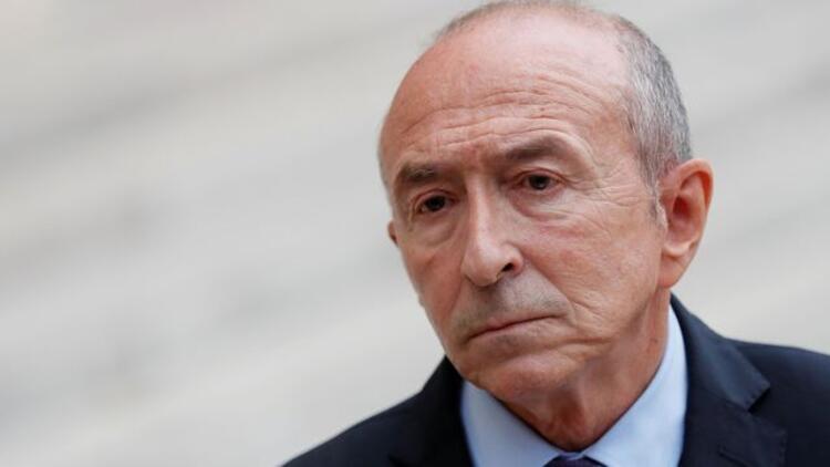 Macron, İçişleri Bakanı Collomb'un istifasını kabul etmedi