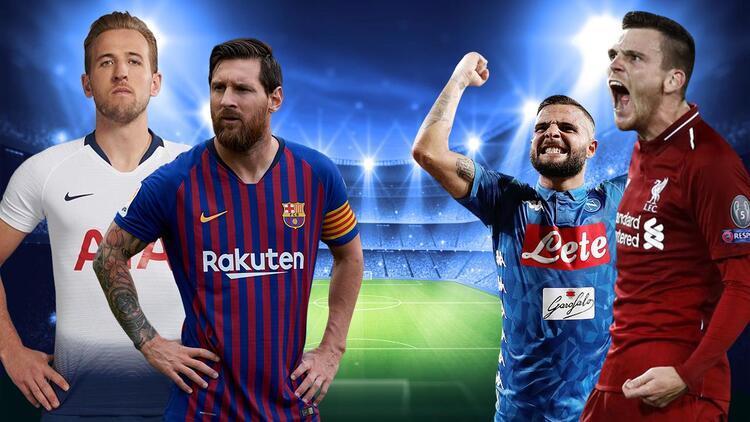 Tottenham mı, Barcelona mı? Napoli mi, Liverpool mu? iddaa tüyoları burada...