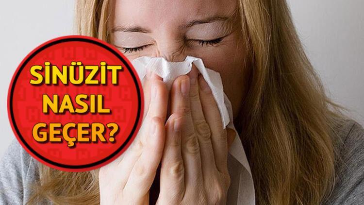 Sinüzit nasıl geçer? Sinüzit tedavisi nasıl yapılır?