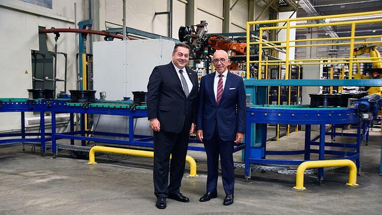 Bosch ve Maxion İnci Jant Grubu'ndan iş birliği
