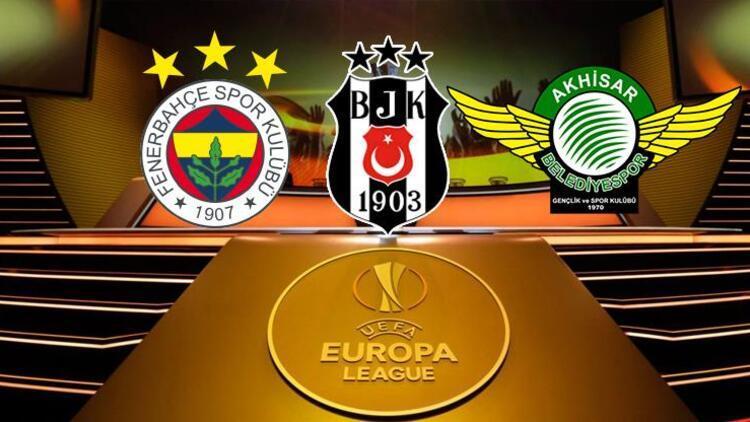 Gruplarda ikinci maçlara hazır mıyız? Fenerbahçe, Beşiktaş, Akhisarspor...