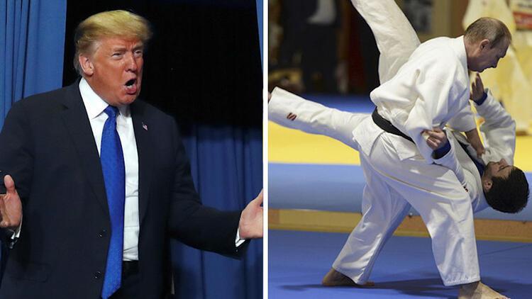 Donald Trump boksta Putin'i alt edebileceğini öne sürdü