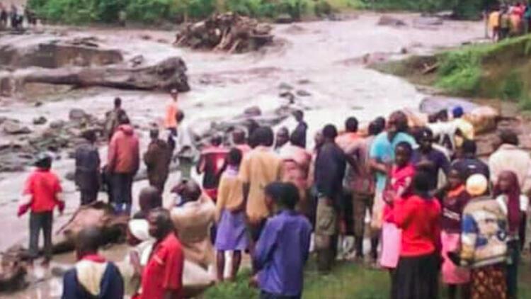 Son dakika.. Uganda'da heyelan: 40 kişi öldü