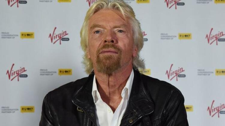 Branson, Suudi Arabistan'la 1 milyar dolarlık uzay projesini askıya aldı