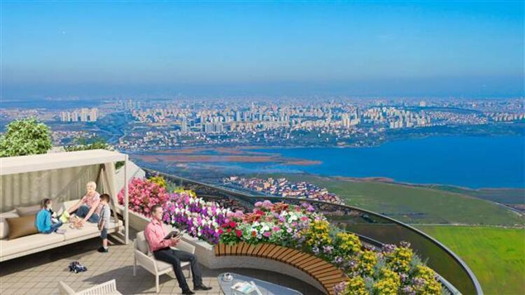 Kanal İstanbulda yeni şehir için ilk adım atıldı