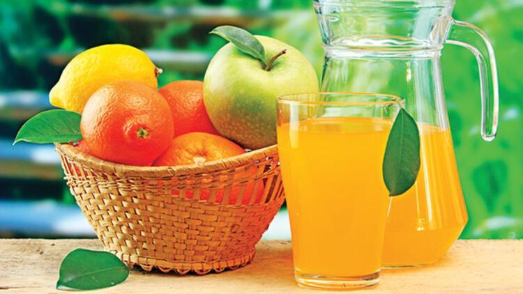 Meyve suyunu 'sulandırdılar'