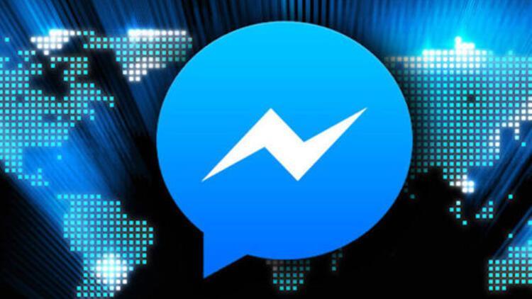 Messenger'a gönderilen mesajları geri alma özelliği