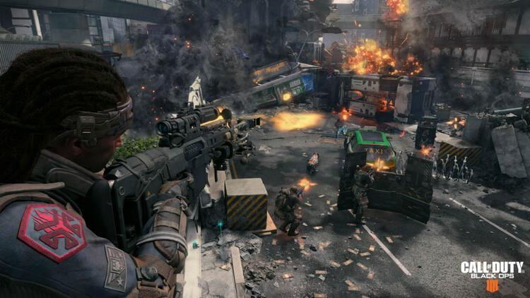 """Call of Duty: Black Ops 4 """"yılın en iyi çıkış yapan oyunu"""" oldu!"""