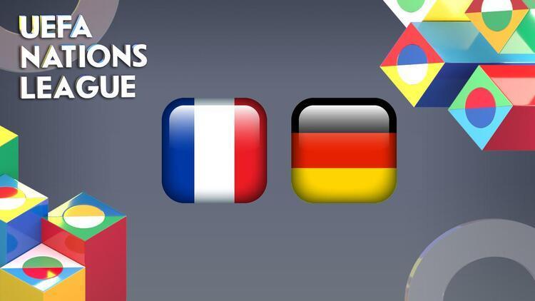 Uluslar Ligi'nde DEV MAÇ! Almanya'nın şaşırtan iddaa oranı...