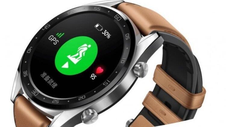 Huawei Watch GT duyuruldu! İşte tüm özellikleri