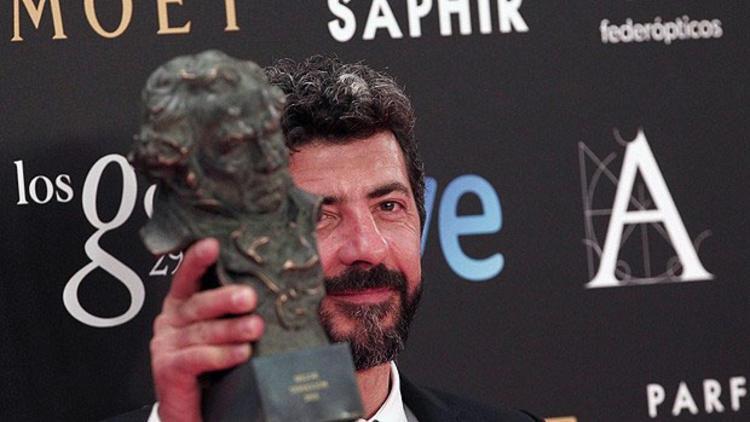 İspanya'nın Oscar'ı olarak bilinen uluslararası film festivalinde verilen ödülün adı nedir?