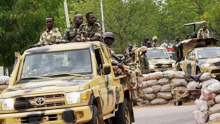 Nijer ve Nijerya ordusundan 'fidyeci' operasyonu. 30 ölü