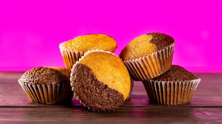 Kolay muffin tarifi