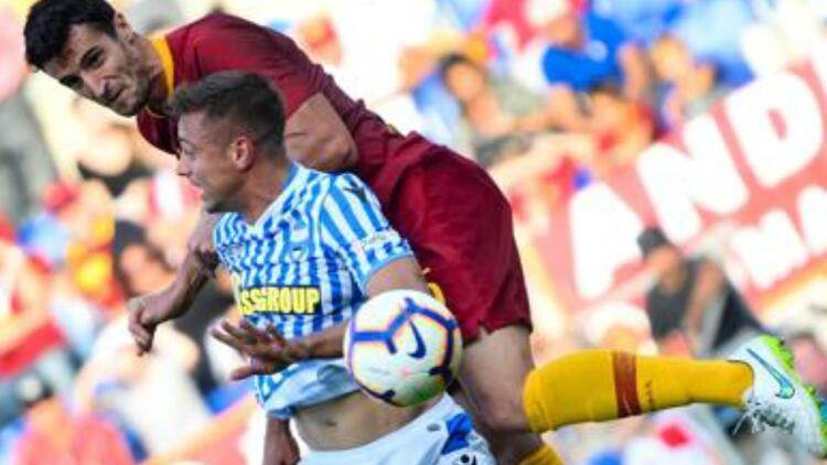 Cengiz'li Roma sahasında mağlup oldu!